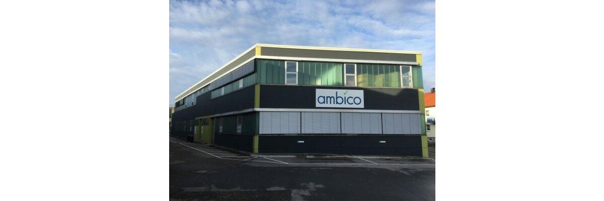 Unser neuer Logistikstandort - Unser Logistikstandort in Westhausen