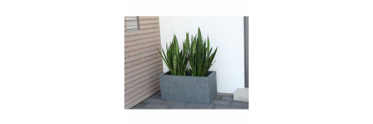 Pflanzgefäße für den Außenbereich - Pflanzgefäße im Außenbereich