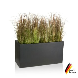 Pflanztrog VISIO 50 Kunststoff anthrazit matt