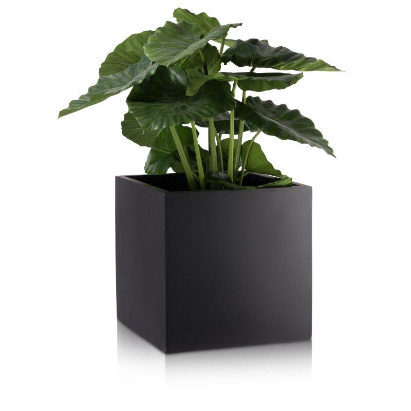 fiberglas pflanzk bel f r innen und au en blumengef. Black Bedroom Furniture Sets. Home Design Ideas