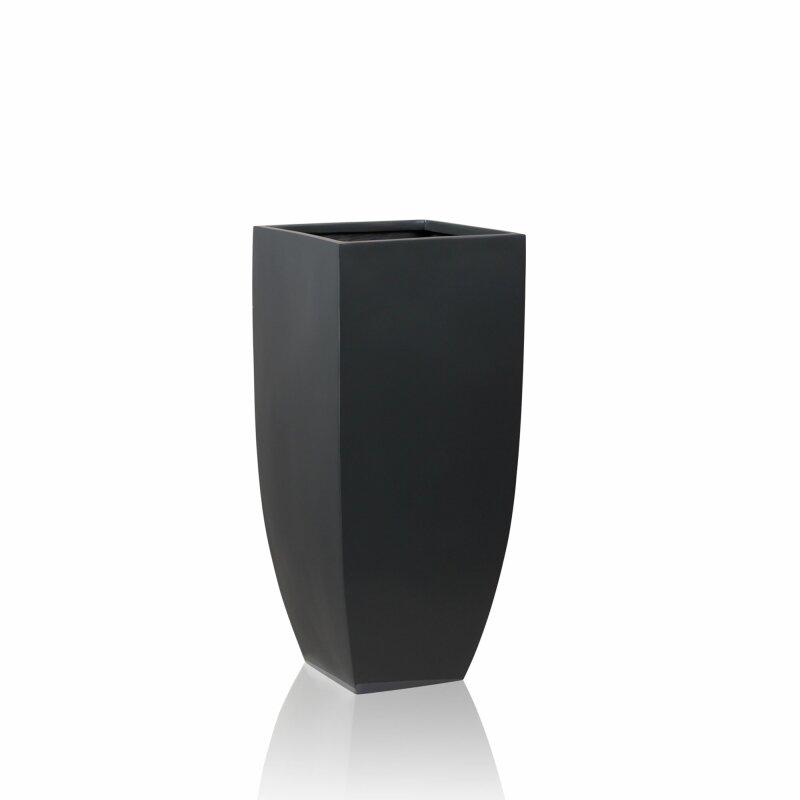 pflanzkubel-tarro-alto-90-fiberglas-anthrazit-matt
