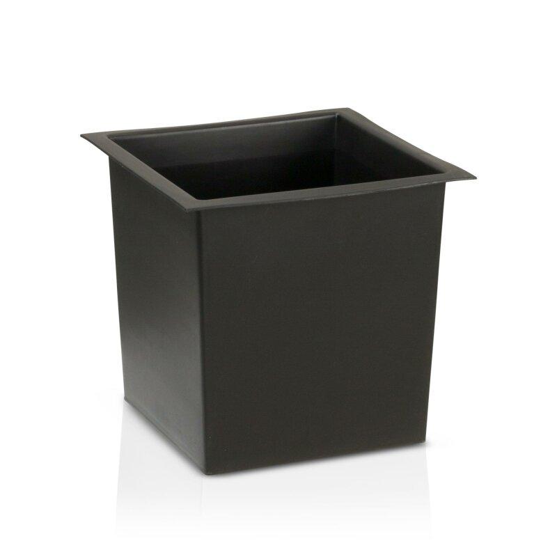 Innenbehälter für Pflanzkübel 40x40 cm