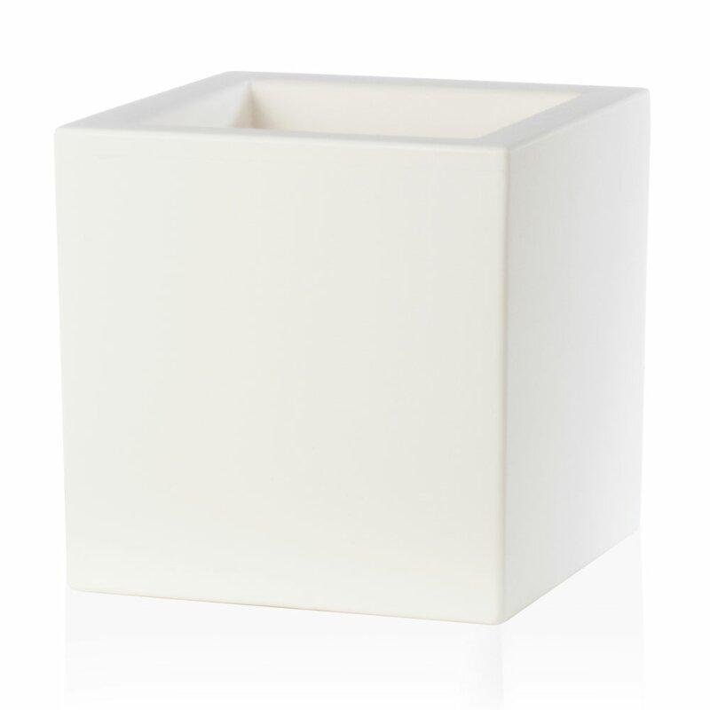 pflanzkubel-cubo-30-kunststoff-wei-matt