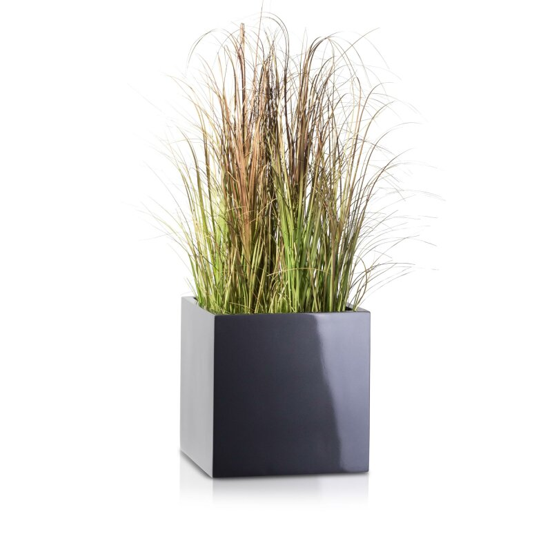 pflanzkubel-cubo-30-fiberglas-grau-metallic